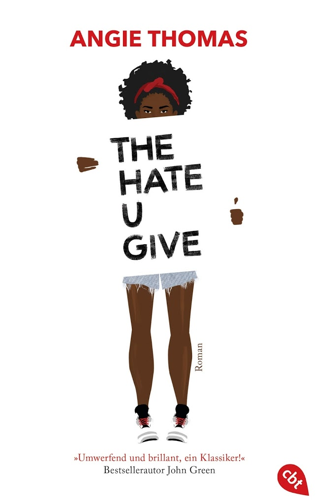 The Hate u Give – von Angie Thomas -Leseempfehlung