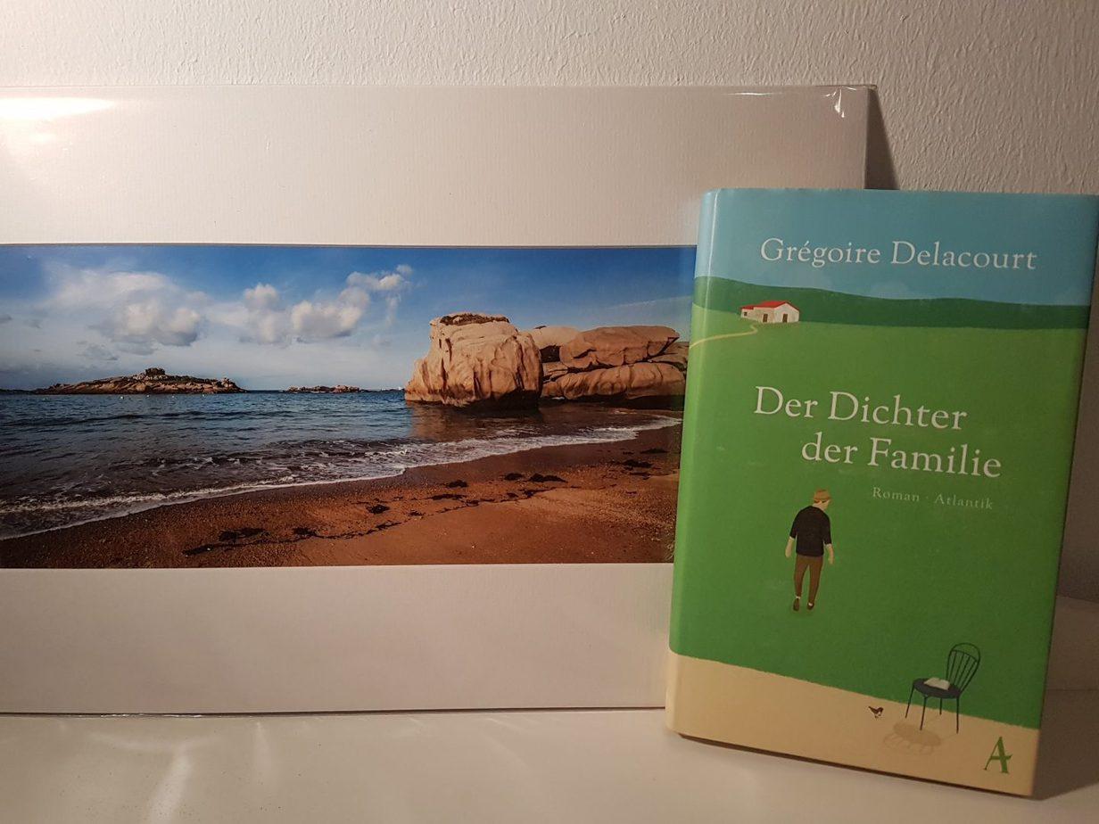 """"""" Der Dichter der Familie"""" Grégoire Delacourt [ Rezension]"""