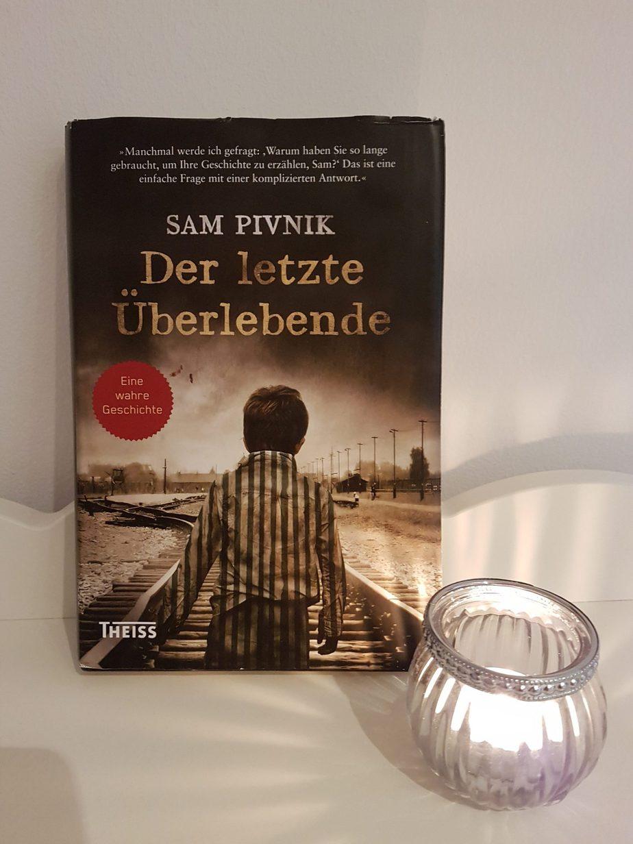 """""""Der letzte Überlebende"""" von Sam Pivnik"""