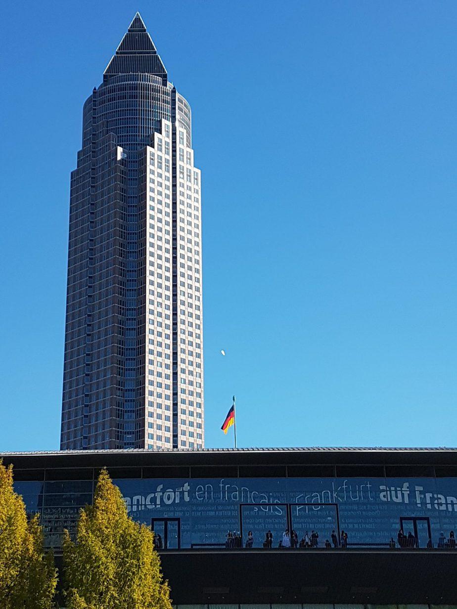 Die Frankfurter Buchmesse naht!