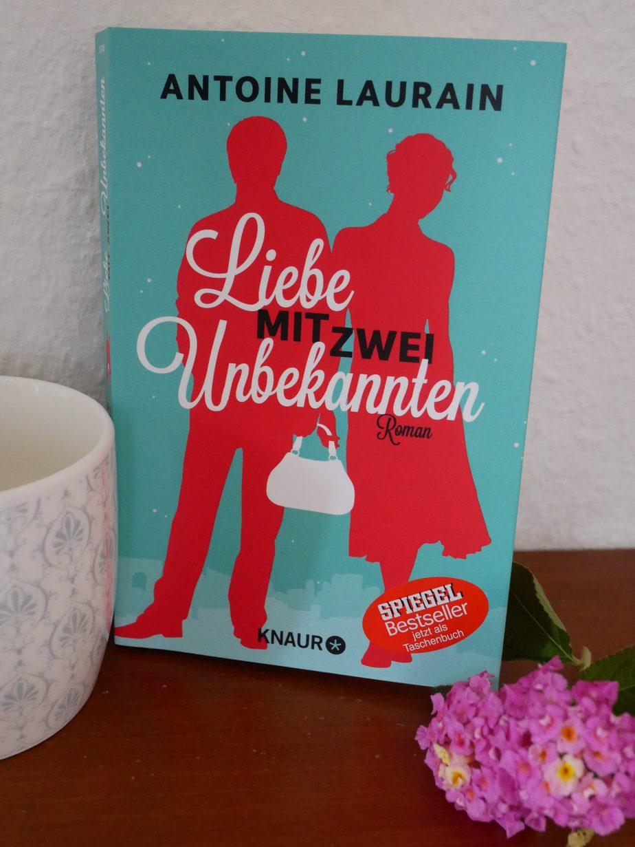 """"""" Liebe mit zwei Unbekannten"""" von Antoine Laurain [Rezension]"""