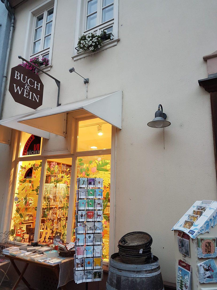 Aktion: Meine Lieblingsbuchhandlung #WUB