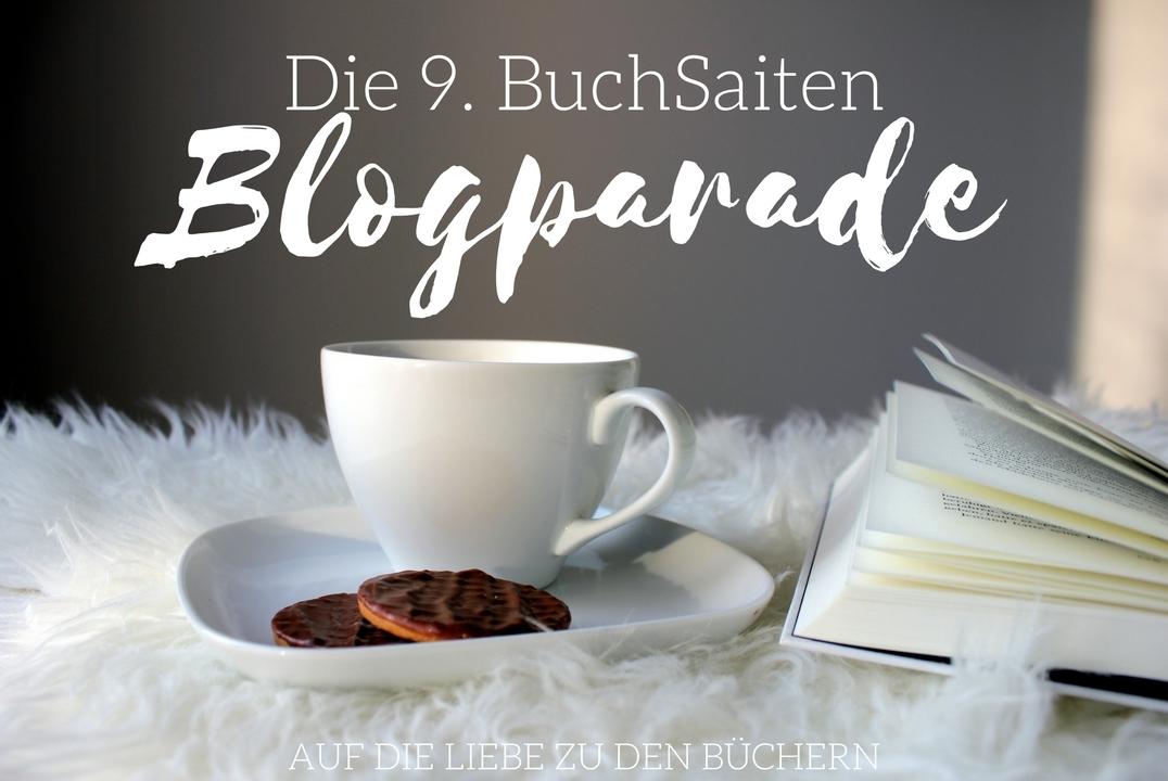 Die 9. BuchSaiten Blogparade #BSBP17 [Aktion]