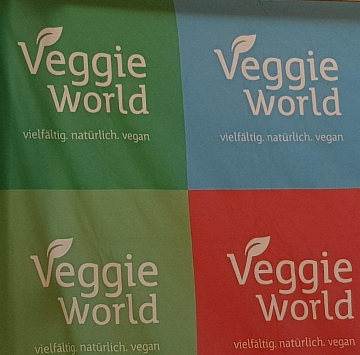Besuch auf der Veggie-World Rhein Main 2018