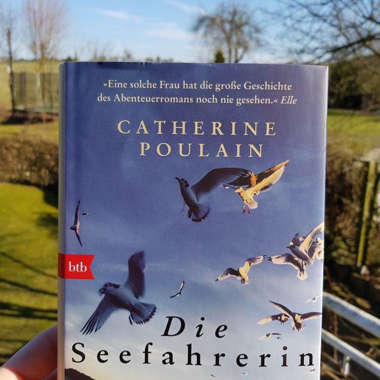 Cover von Die Seefahrerin von Catherine Poulain