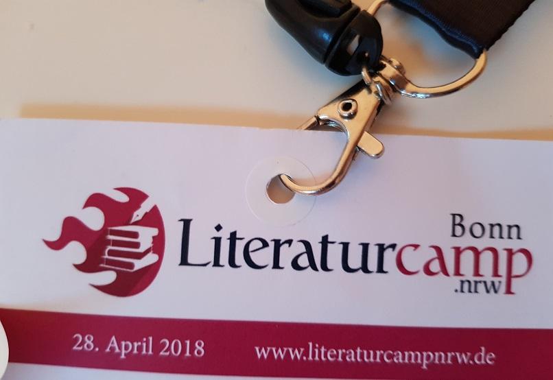Mein Besuch beim Litcamp Bonn 2018