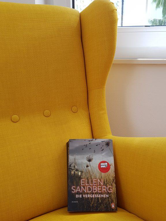 """"""" Die Vergessenen"""" von Ellen Sandberg [ Rezension]"""