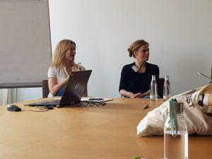 Marianna Leky und Sabine Cramer