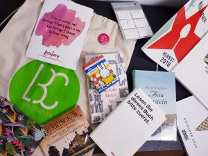 Inhalt Goodiebag lbc18