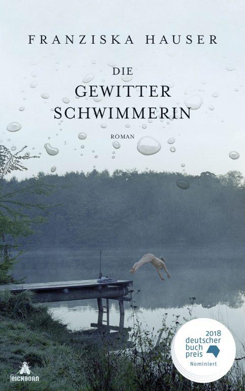 """""""Die Gewitterschwimmerin"""" von Franziska Hauser [ Rezension]"""