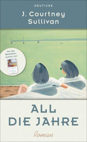 "Cover des Buches "" All die Jahre"""