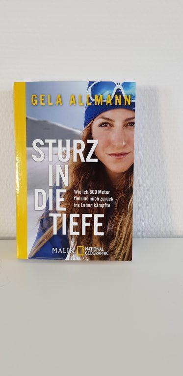"""""""Sturz in die Tiefe"""" von Gela Allmann [ Rezension]"""