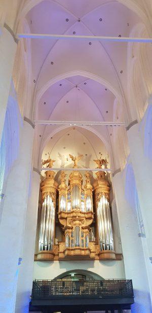 Orgel der Skt Katharinenkirche Hamburg