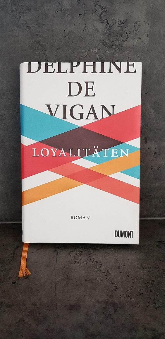 Buchcover Loyalitäten