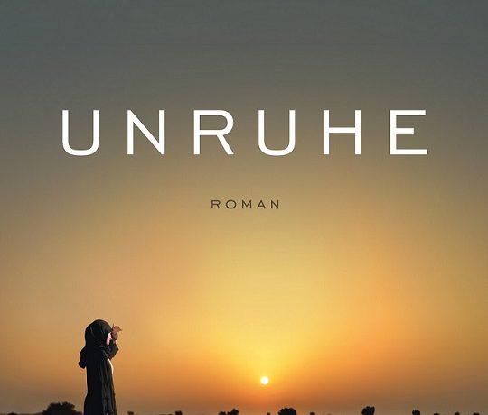 """Buchcover zu """"Unruhe"""""""