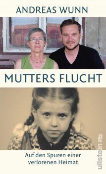 Buchcover zu Mutters Flucht