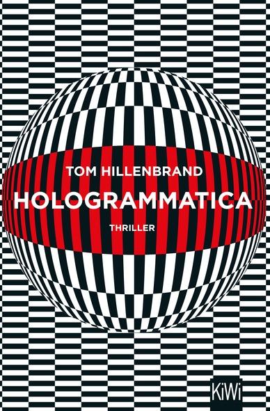 Buchcover Hologrammatica