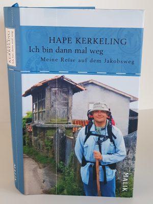 "Herzenbücher #10 / ""Ich bin dann mal weg"" von Hape Kerkeling"