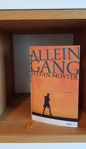 """""""Alleingang"""" von Stefan Moster [Rezension]"""