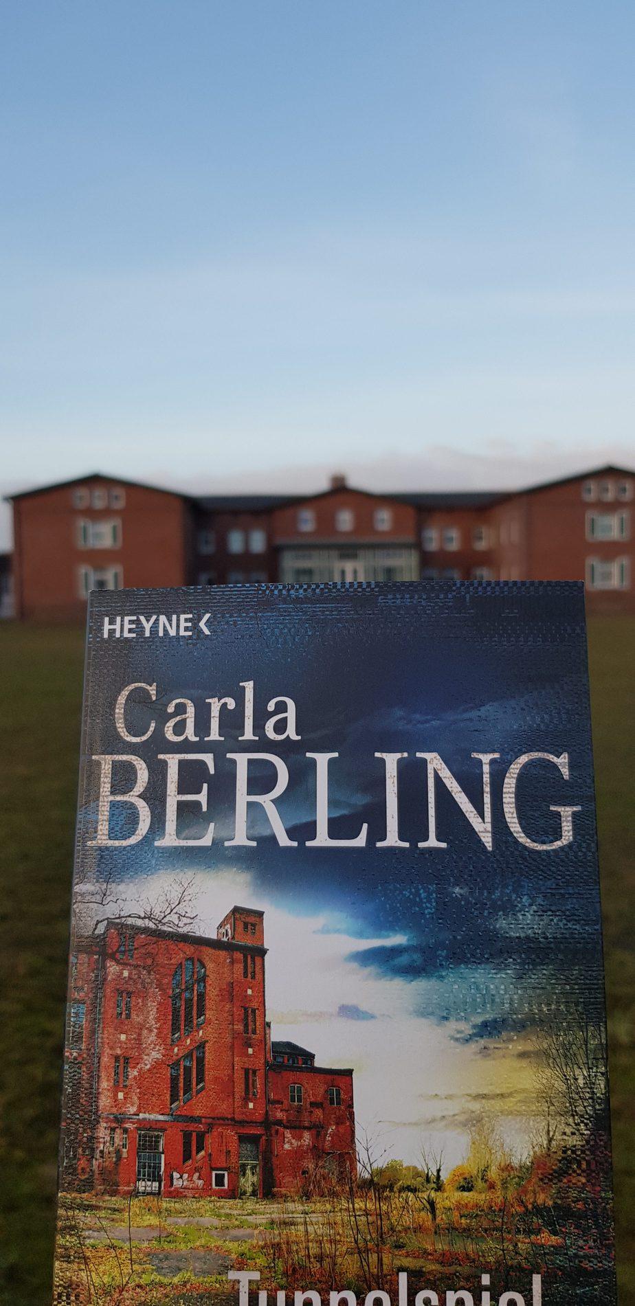 Buch von Carla Berling Tunnelspiel