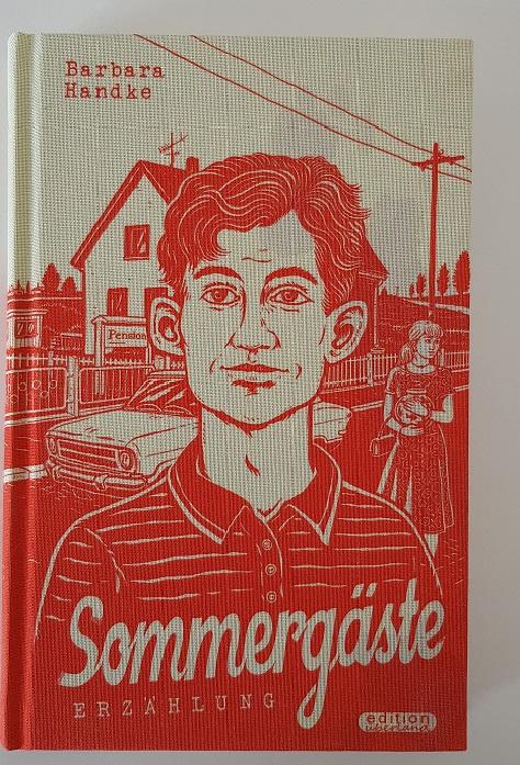 Buchcover Sommergäste