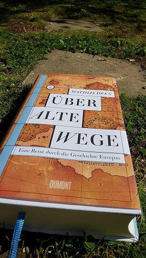 Buchcover über alte Wege