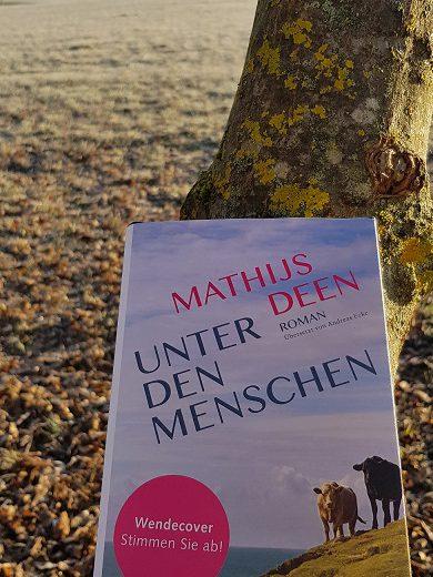 Mathijs Deen Buchcover Unter den Menschen