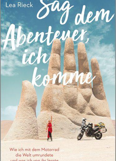 Buchcover von lea rieck