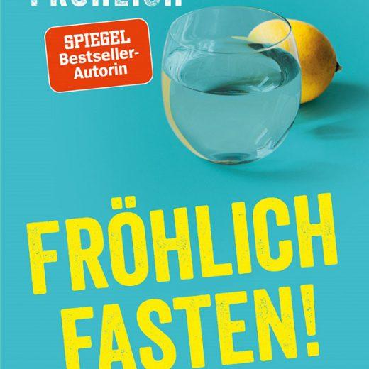 Buchcover zu Fröhlich Fasten