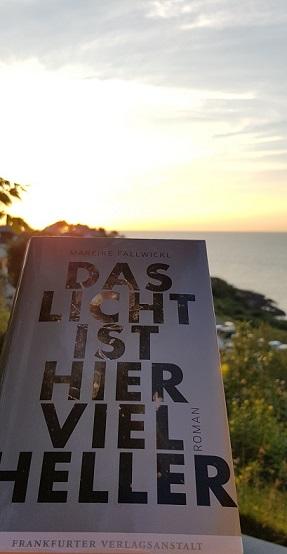 Buchcover zum 2. Roman von Mareike Fallwickl