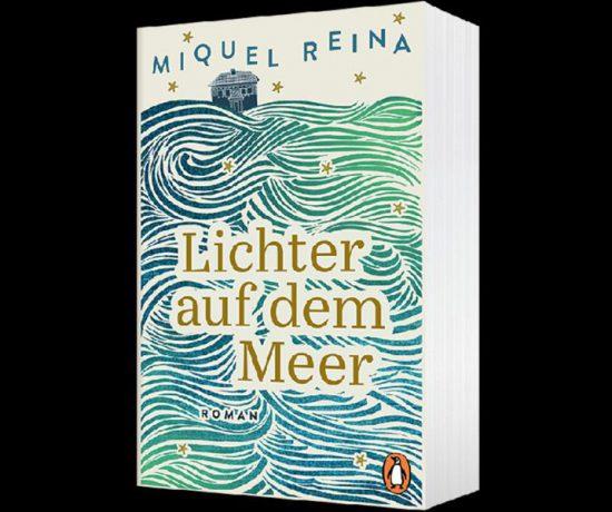 Buchcover von Lichter auf dem Meer