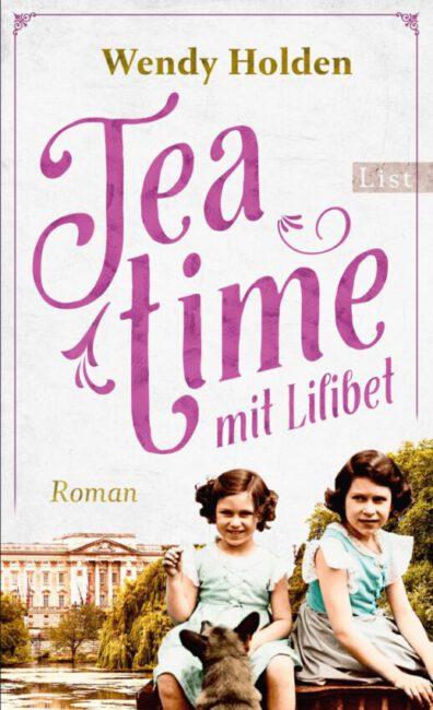 Buchcover Teatime mit Lilibet