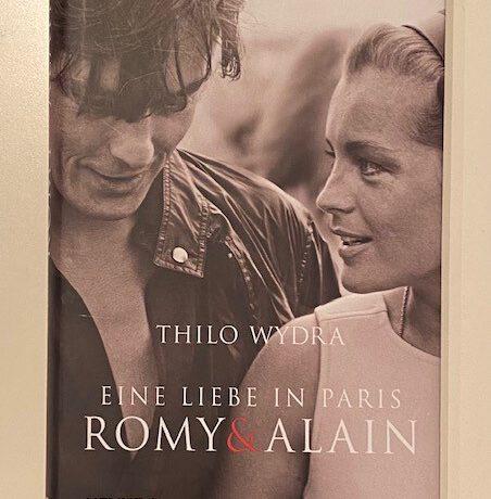 Romy und Alain Buchcover