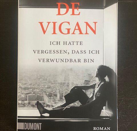 Buchcover Delphine de Vigan
