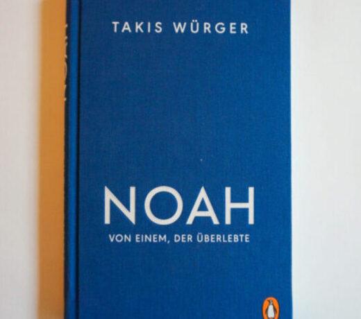Buchcover Noah