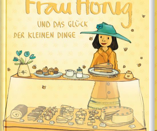 Buchcover Frau Honig